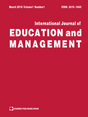 International Journal of Education and Management